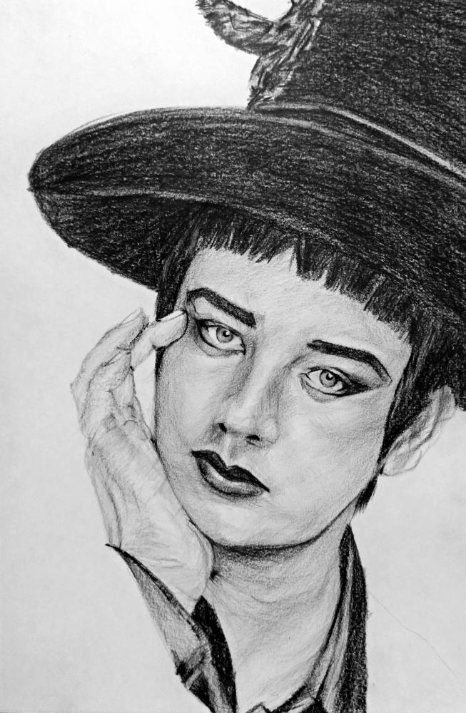 Boy George by linshyhchyang